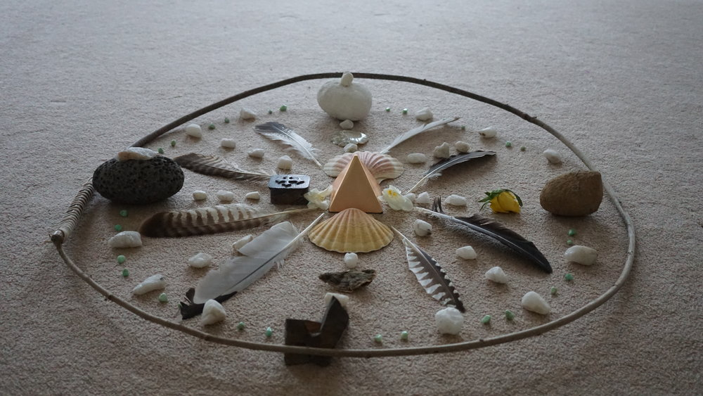winter SOLSTICE GONG PUJA - #soundandspace