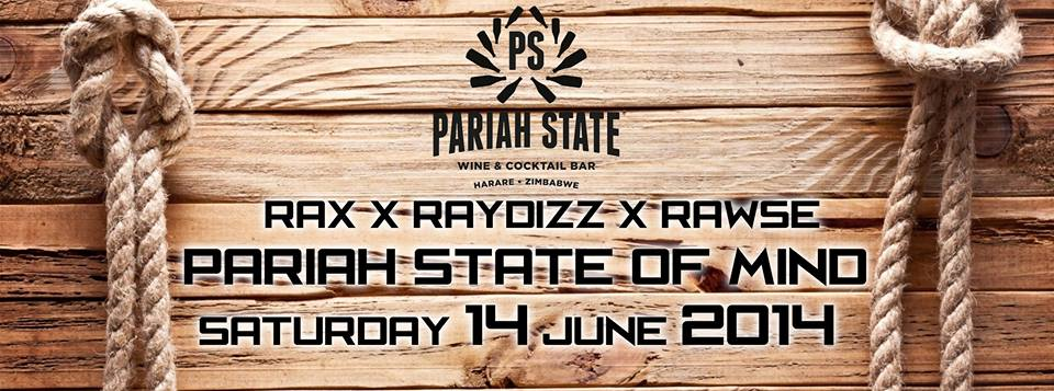 Pariah State Of Mind in Harare