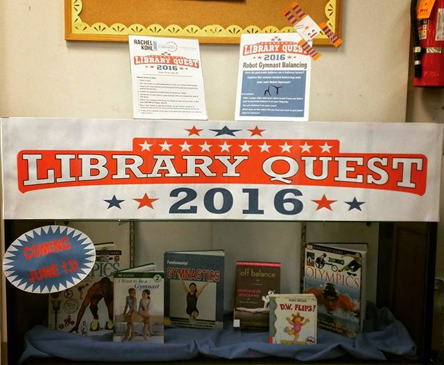 It's almost time for @delcolibraries annual #LibraryQuest! Are you ready to go on an adventure around the country? Pick up your booklet starting June 13! #rkl #delco #summer #adventure
