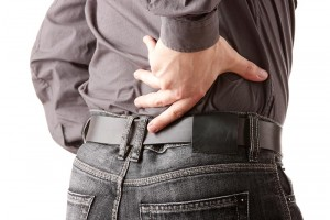 A chiropractor can assist you in treating a current episode of acute low-back pain