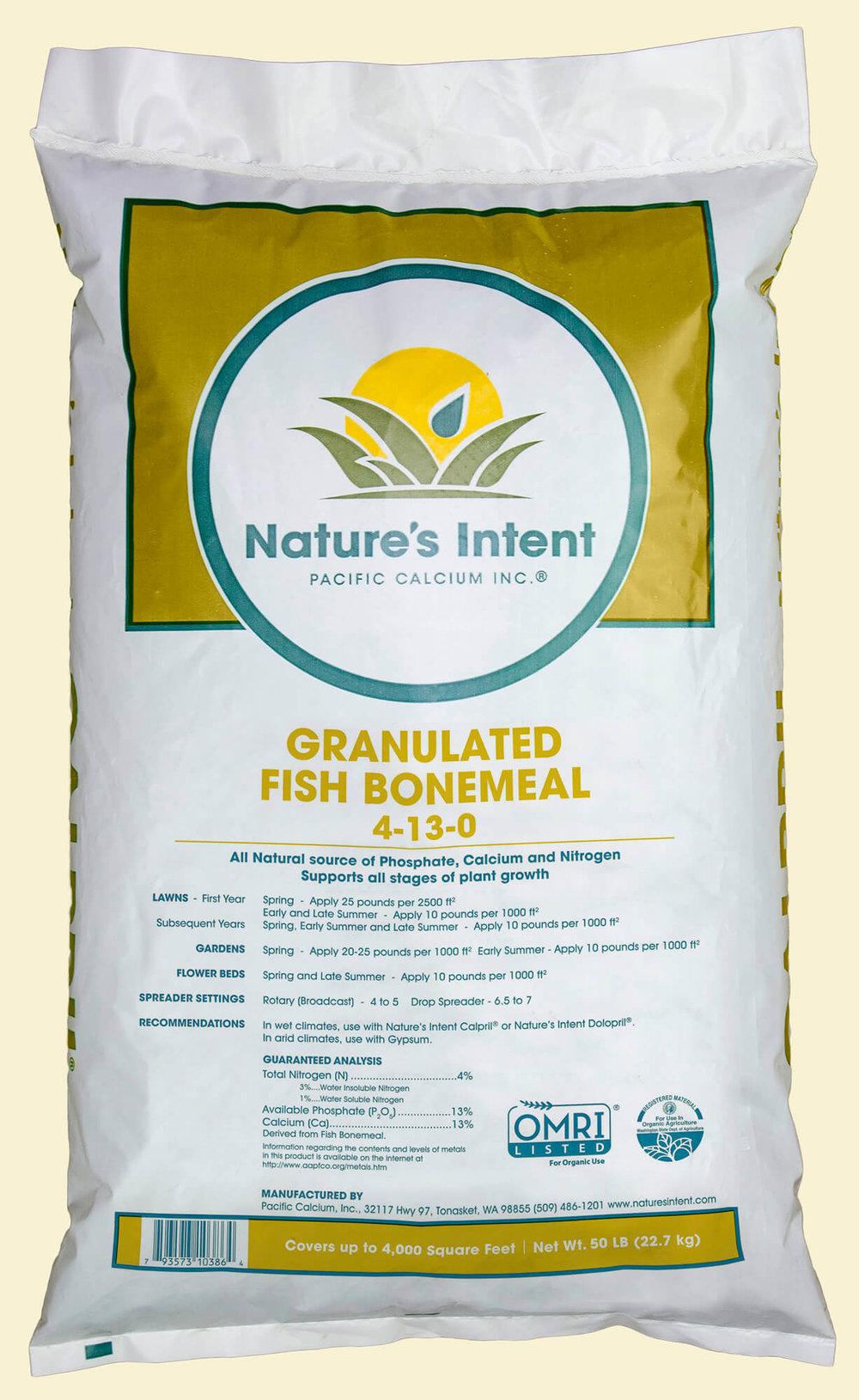 sc 1 st  Natureu0027s Intent & Natureu0027s Intent Fish Bonemeal u2014 Natureu0027s Intent