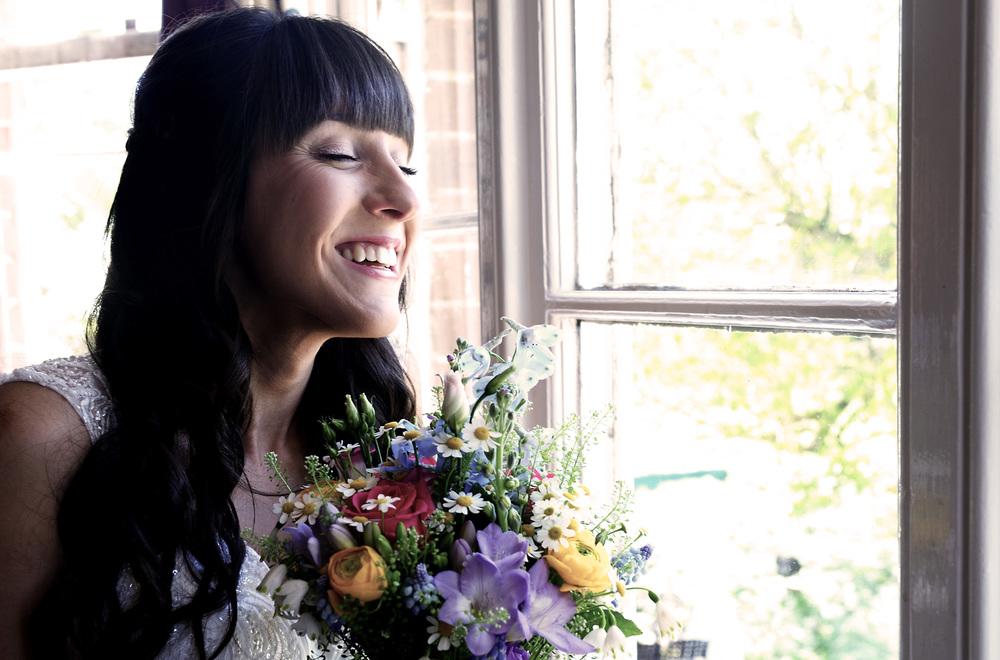 Bridal Portrait, Herts Wedding Photographer
