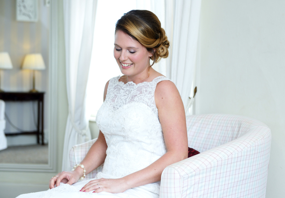 The Fennes Bocking Essex, Bridal Prep Photography