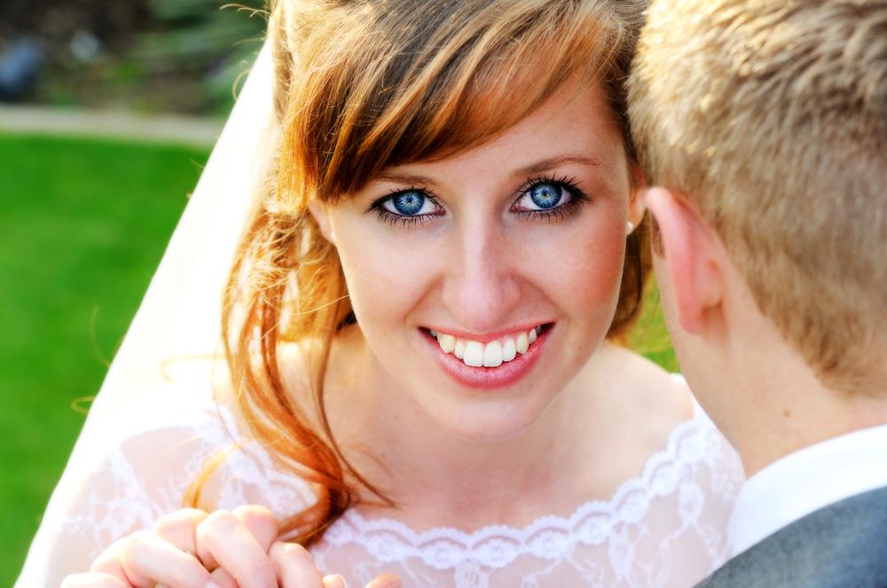 Bridal Portrait, Hertfordshire Wedding Photographer