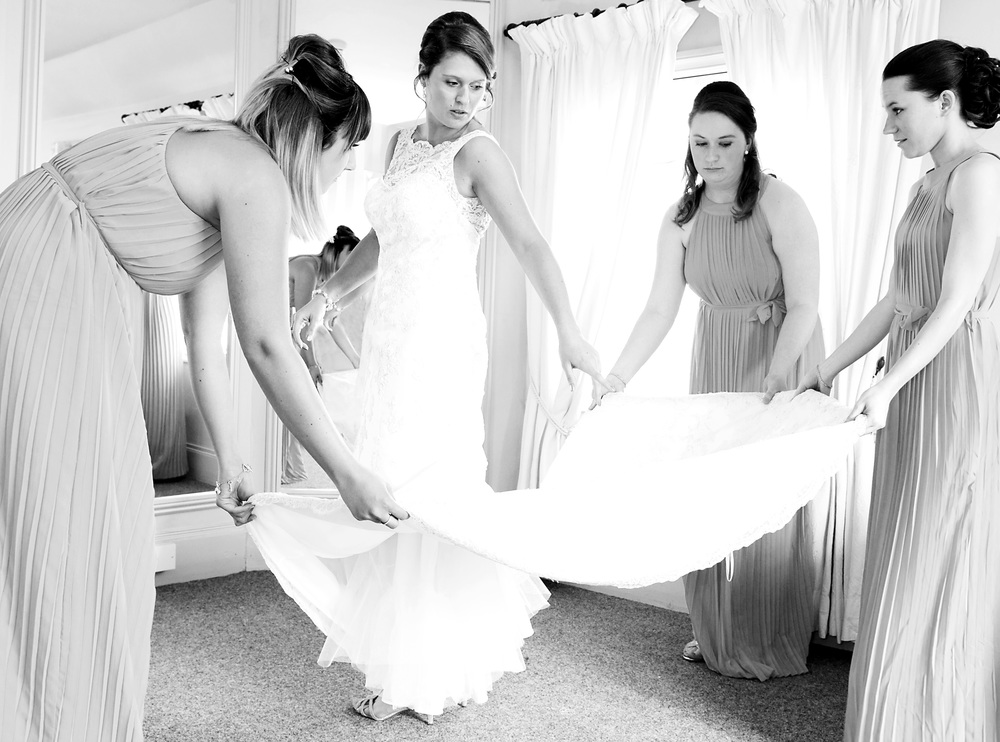 Bridal Prep Photography, Hertfordshire