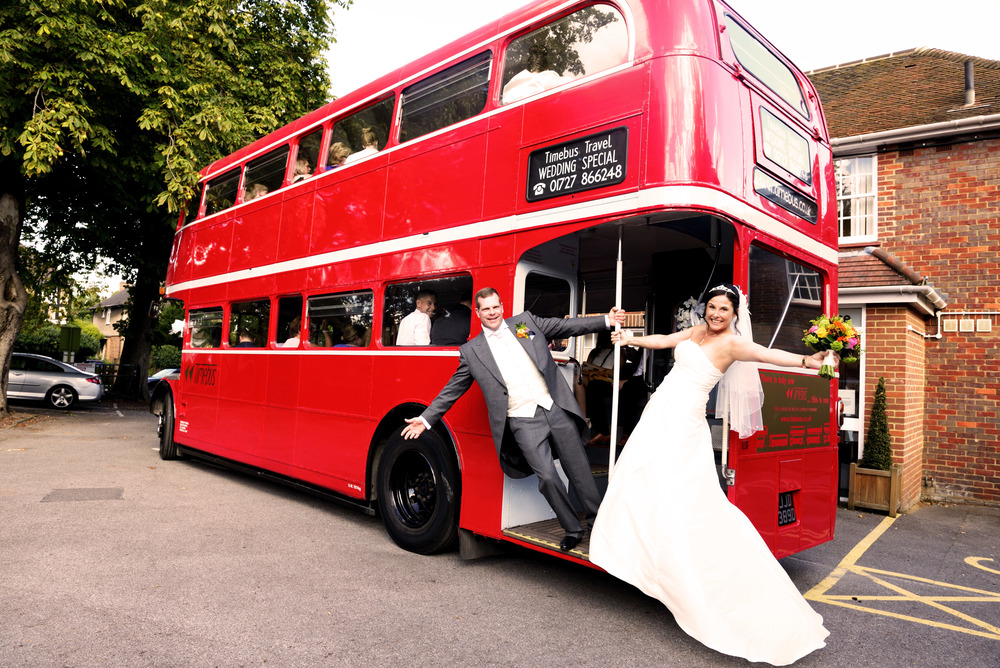 Wedding Bus Party, Photography