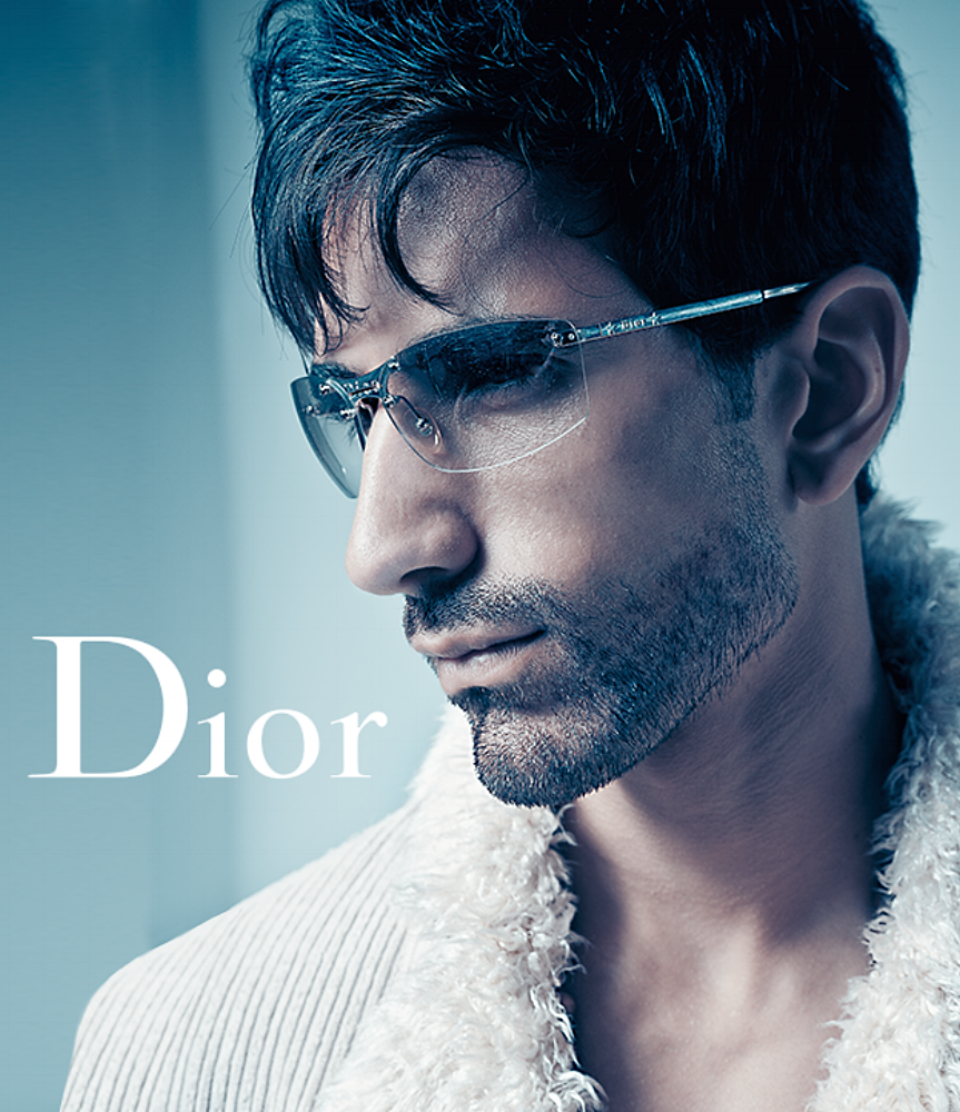 DIOR by New York Fashion & Beauty Photographer - Antonio Martez
