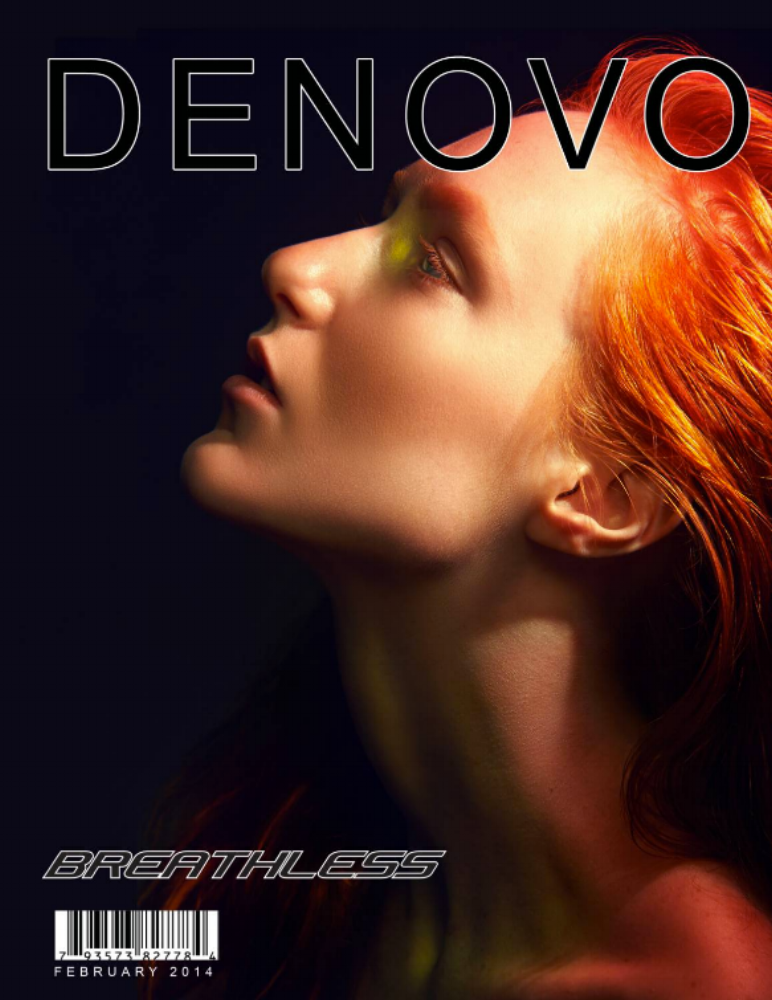 DENOVO MAGAZINE with Antonio Martez | Fashion & Beauty Photographer | NYC