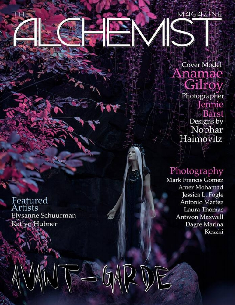 ALCHEMIST MAGAZINE with Antonio Martez | Fashion & Beauty Photographer | NYC