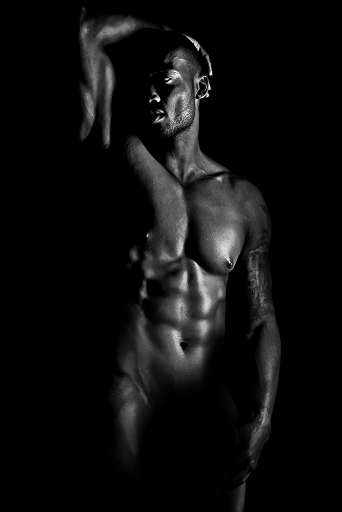 MASCULINE NOIR by Antonio Martez | New York Fashion & Beauty Photographer