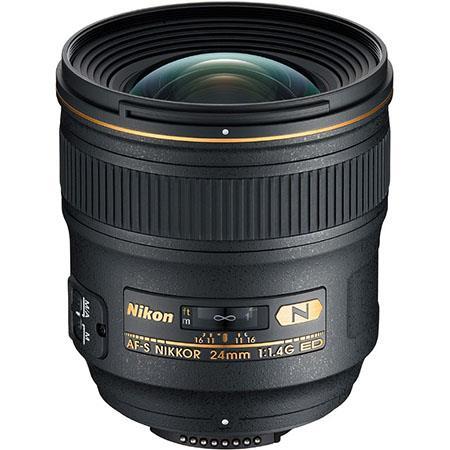 Nikon 24mm f/1.4G ED Nikkor Lens