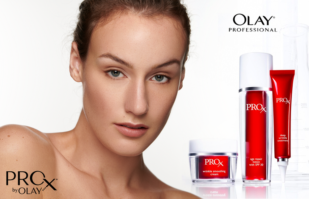 Pro X by Olay by Antonio Martez, New York Fashion & Beauty Photographer