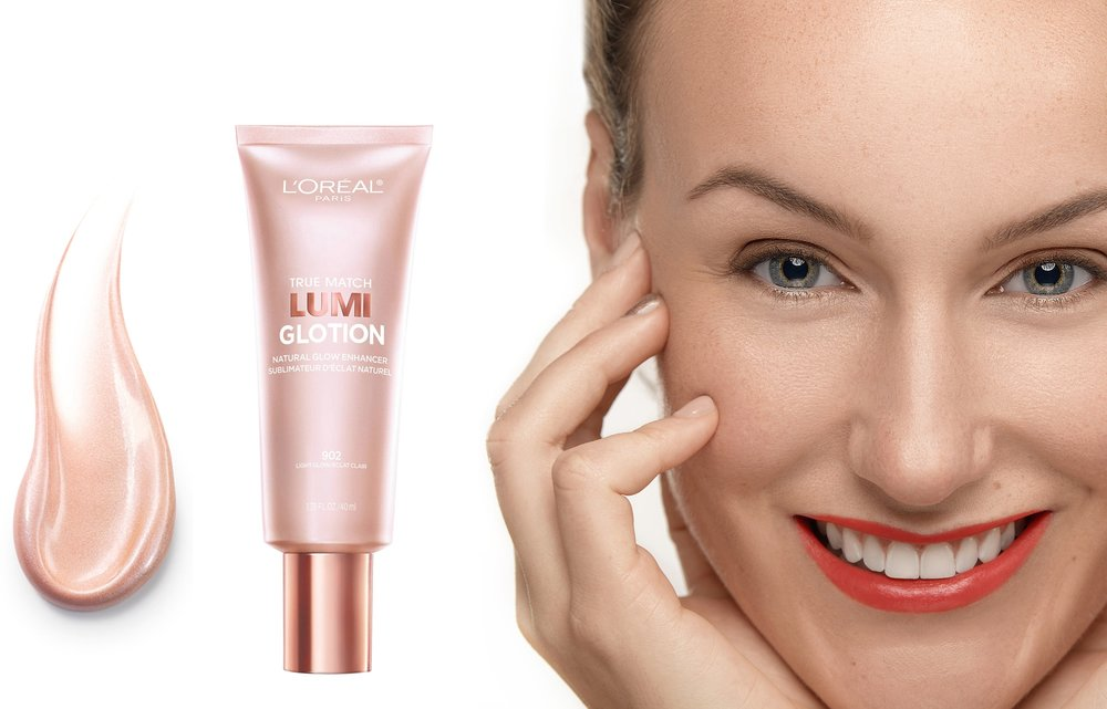 L'Oréal Paris True Match Lumi Glotion