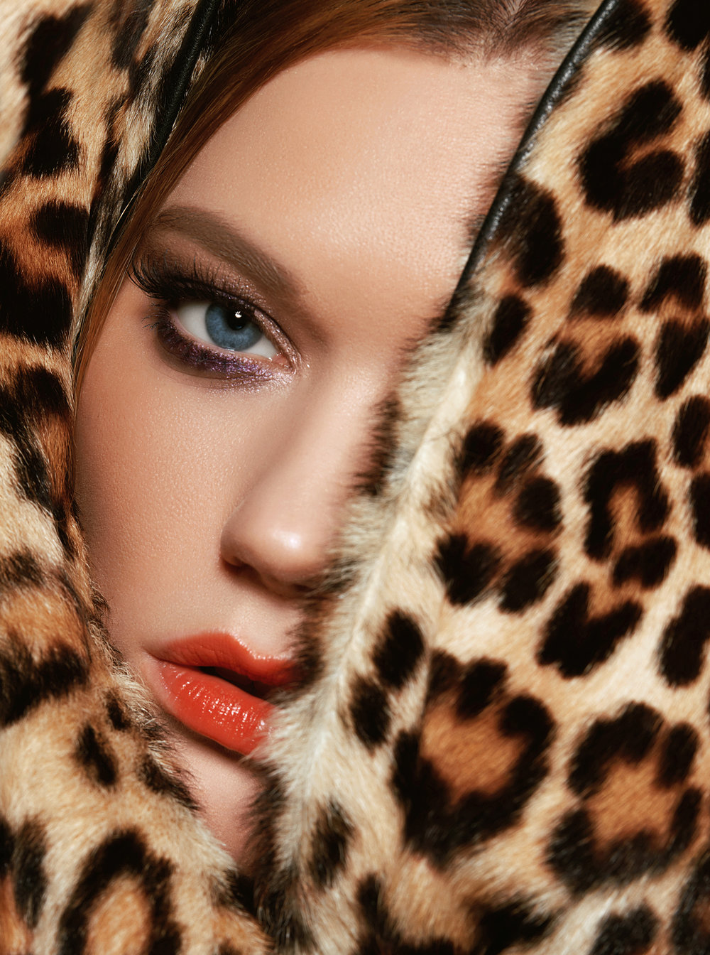 Fur'ocious by Antonio Martez • New York Beauty & Fashion Photographer
