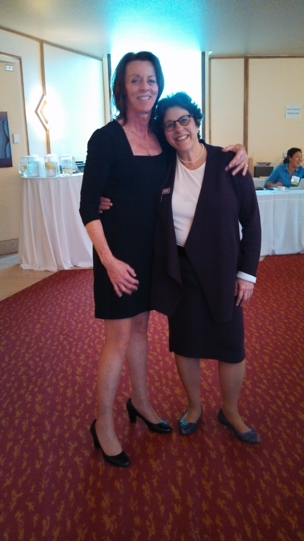 Sherrie Palm & Dean Magda Peck