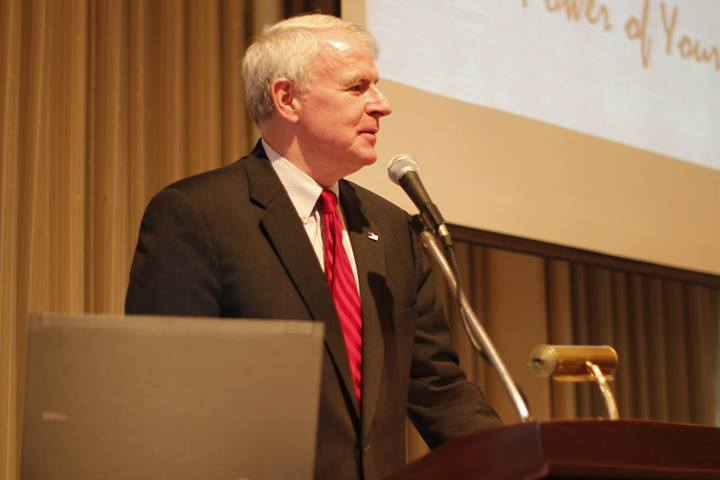 Milwaukee Mayor Tom Barrett