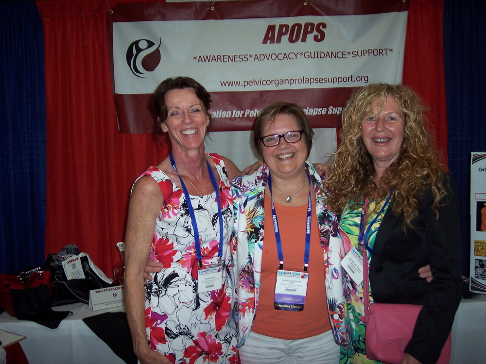 Sherrie Palm, Marijke Sleikerton-Hove PT, Researcher, Jacqueline Cahill ED, The Canadian Continence Foundation