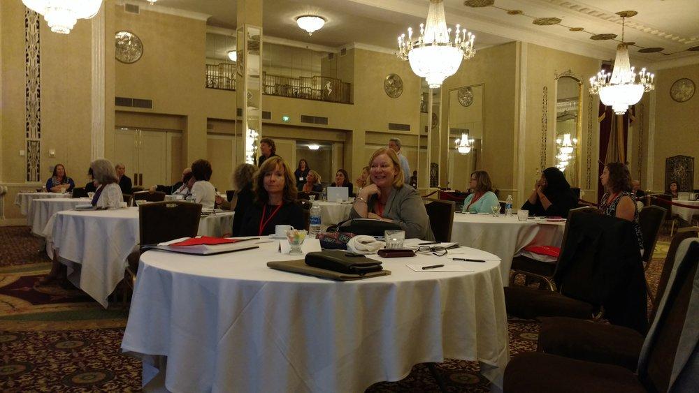 APOPS board members Peg Gonzales-Charles, PT & Susan Clinton, DPT.jpg