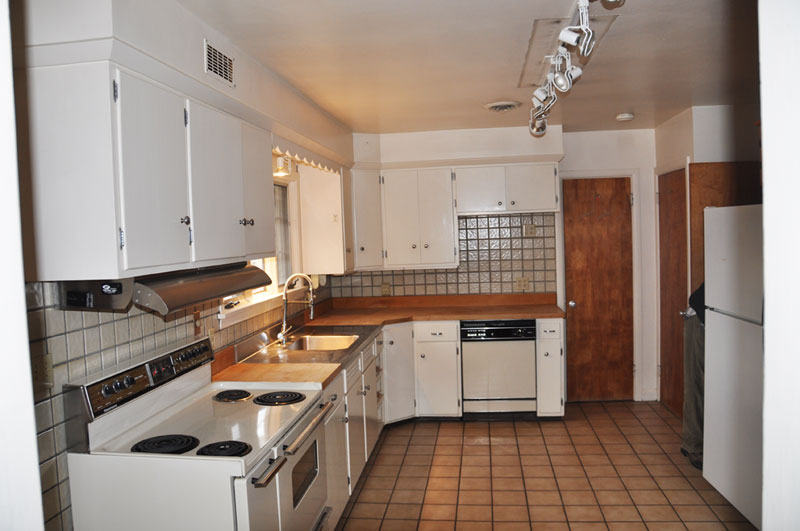 Before : Kitchen Renovation