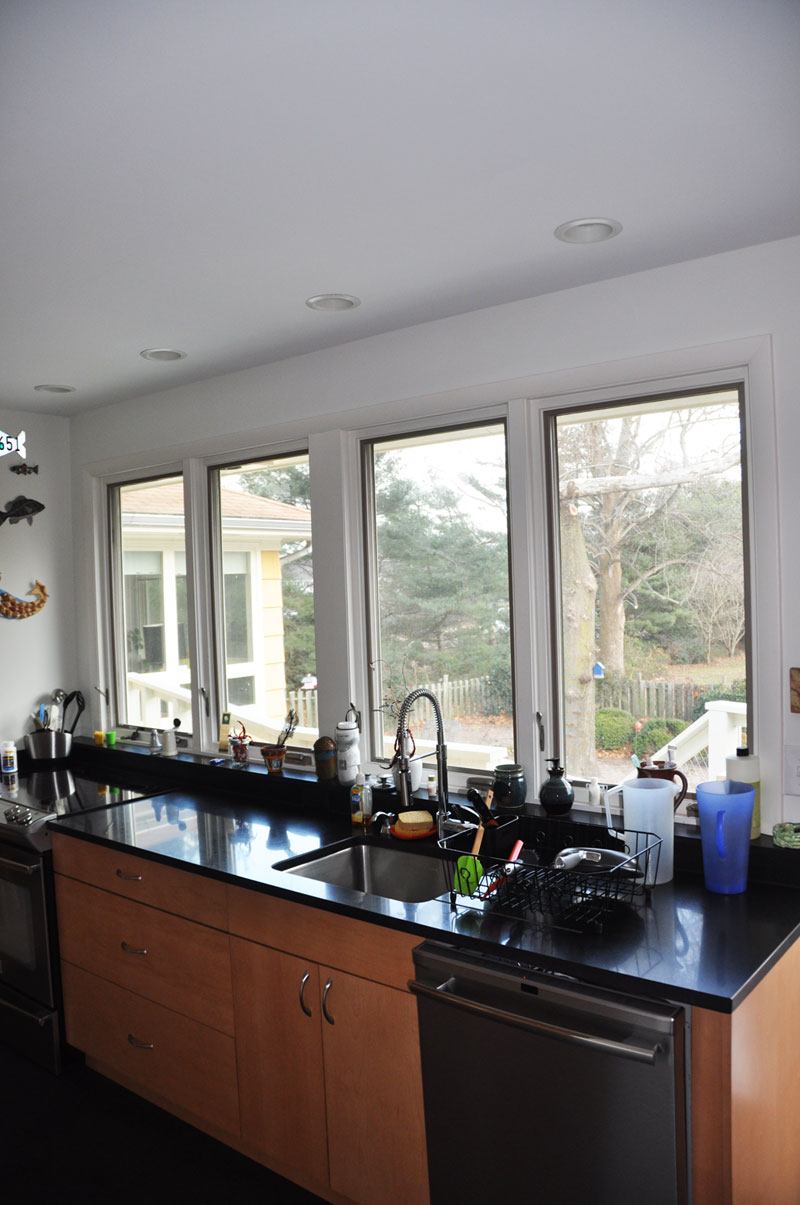 After : Kitchen Renovation