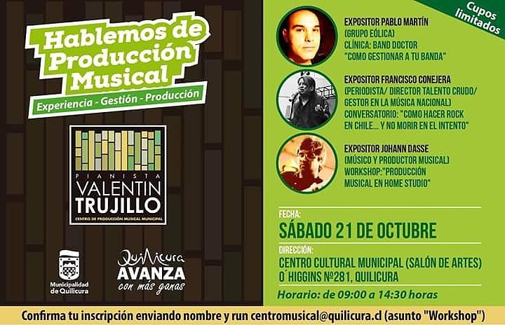 Centro Musical Valentín Trujillo (2018).