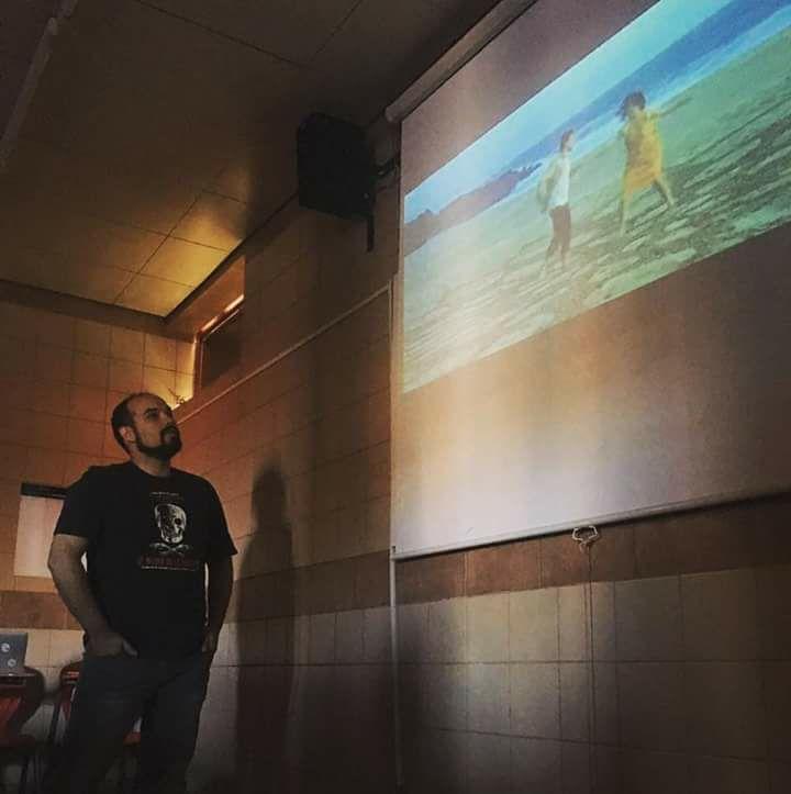 DUOC: segunda master class sobre el songwriting en la elaboración del guión de video clip.