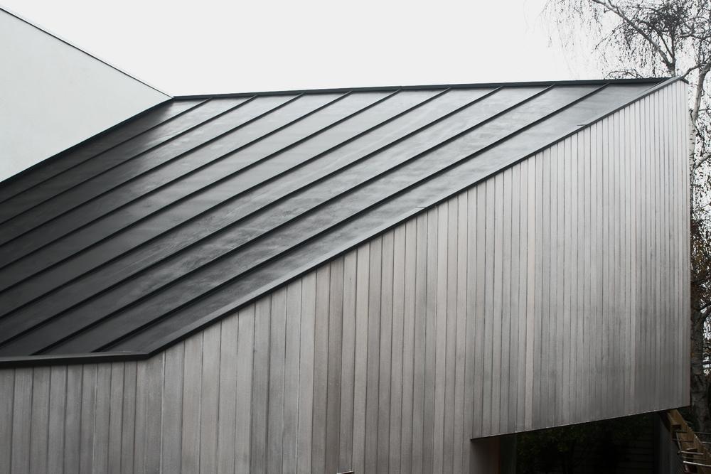 Standing Seam Panel Hellemann Metalworks Aust