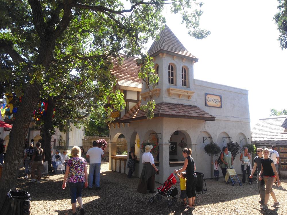 MN Renaissance Festival Bakery