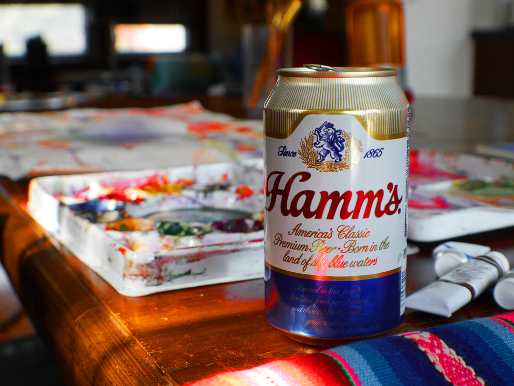 Hamm's and watercolor, what's better?