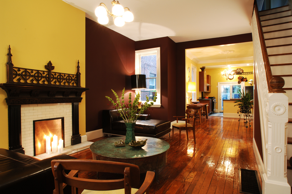 Tasker Street_Thumbnail. Philadelphia Row Homes Interior Design ...