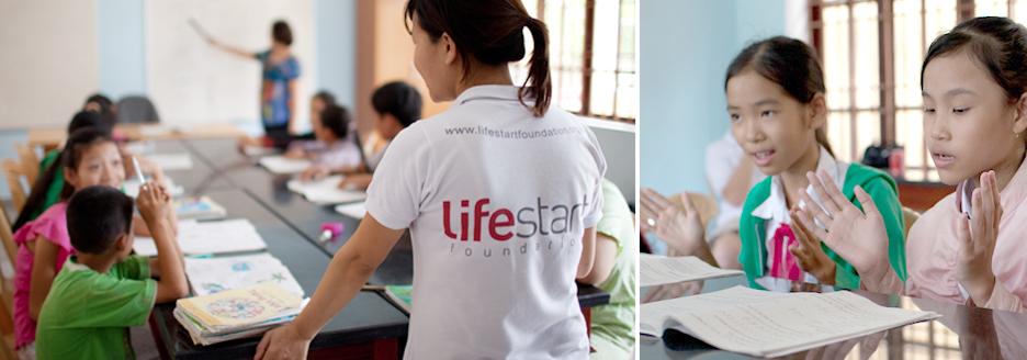 Photo courtesy of Lifestart Foundation website,http://www.lifestartfoundation.org.au.