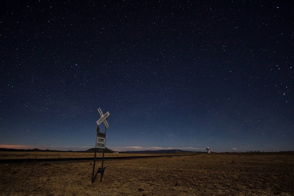 Stars of the Very Large Array by Chris Luckhardt