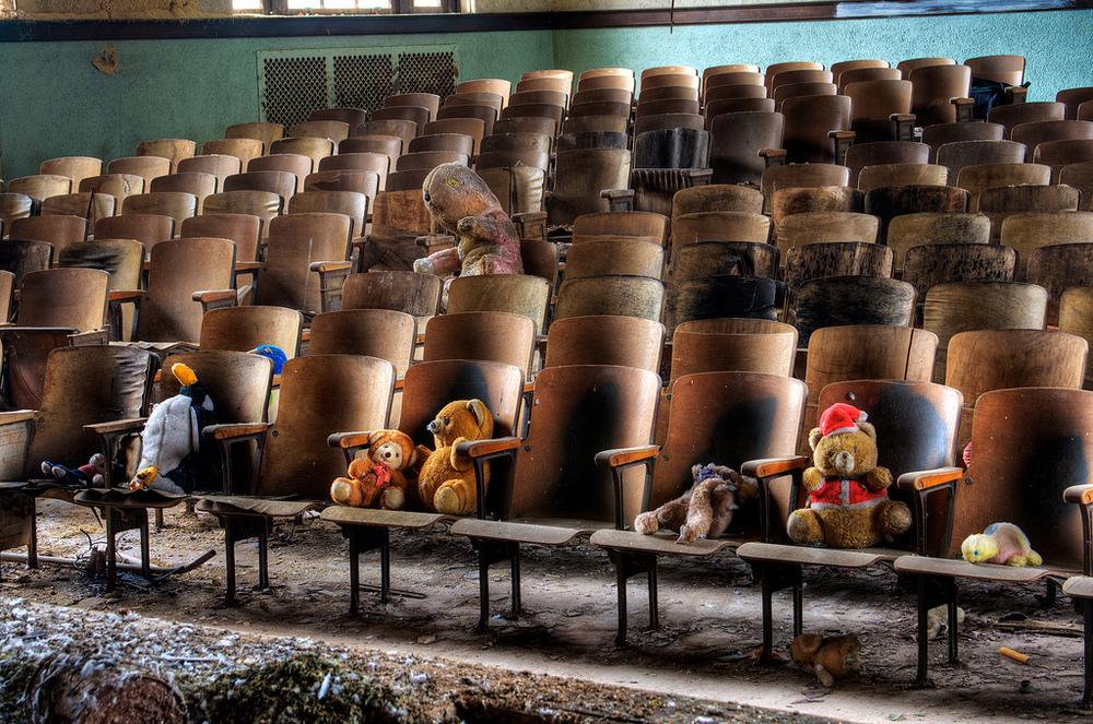 Holley High School's Auditorium by Chris Luckhardt
