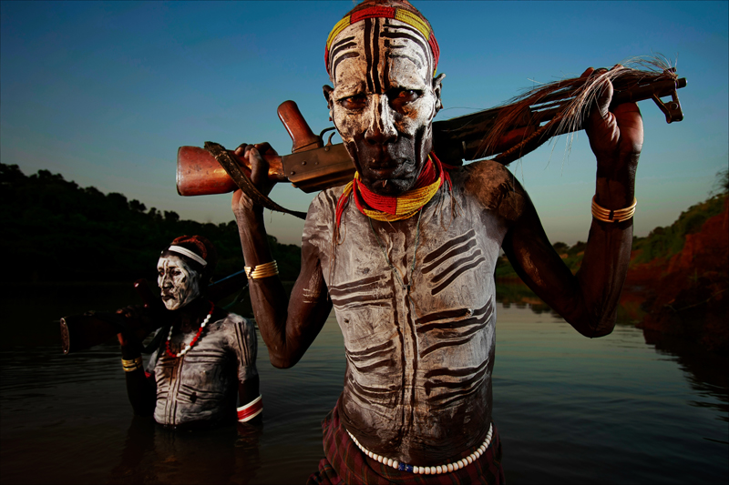 Photo by Brent Stirton