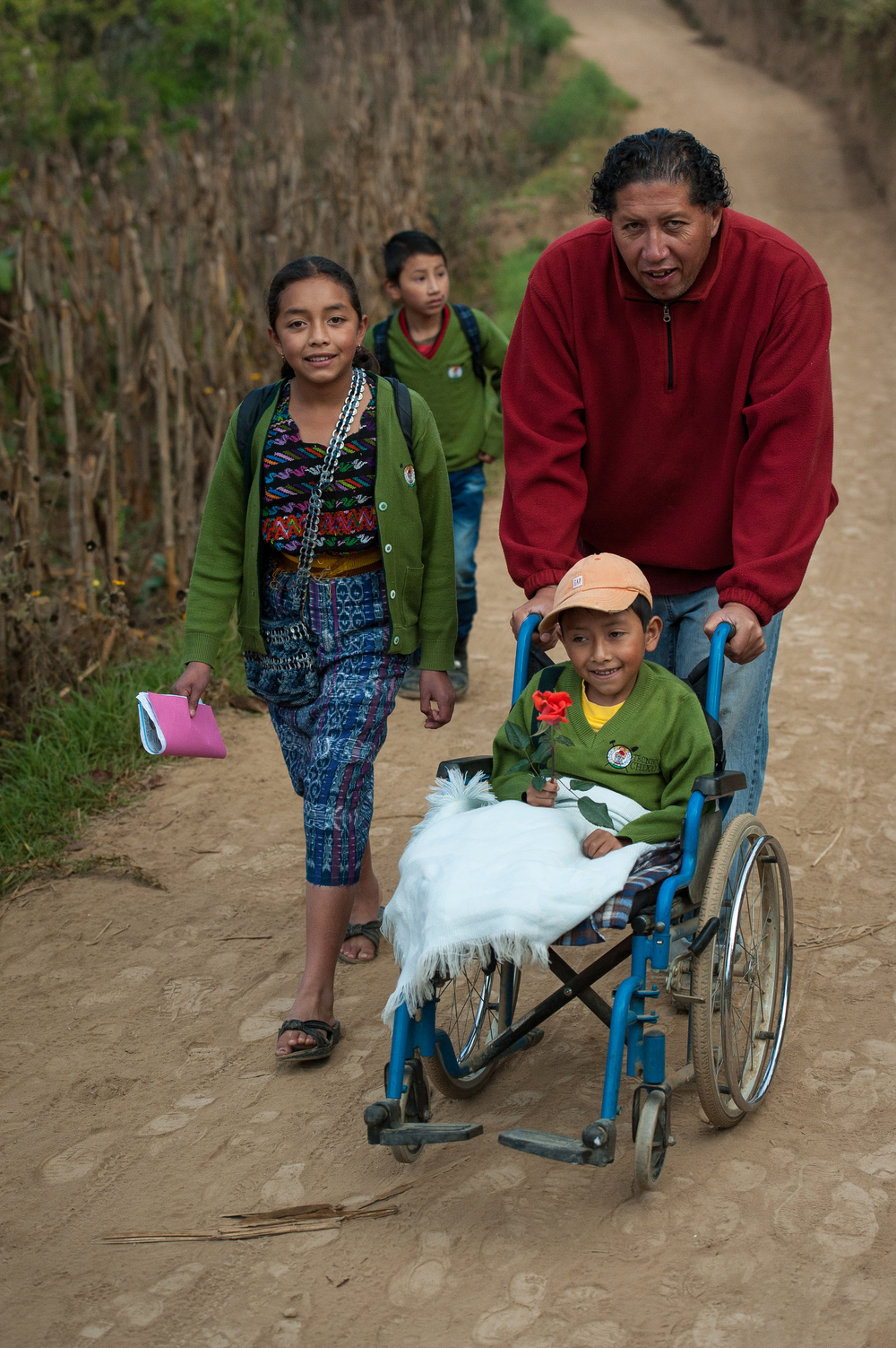 Long Way Home, Guatemala - By Ron Wilson, Photographers Without Borders