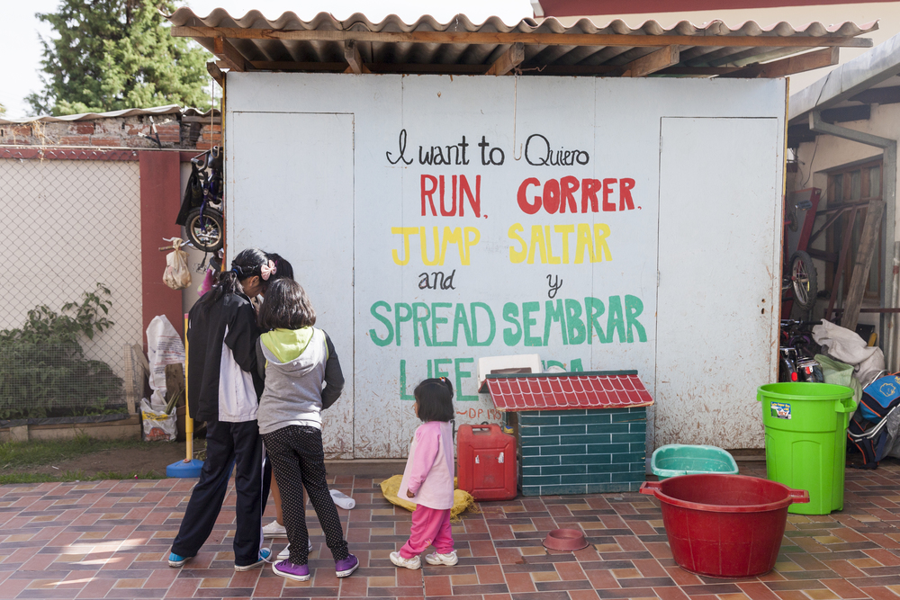 Photo by Laura Crowell, Photographers Without Borders for Ninos Con Valor