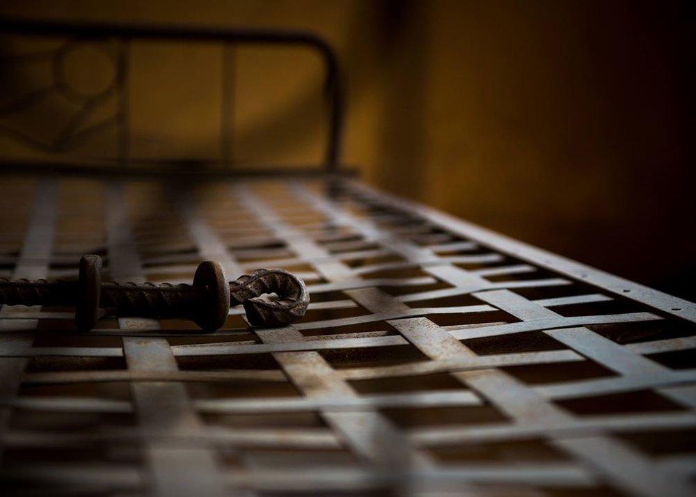 One of the Spartan interrogation rooms within Pol Pot's secret prison. PHOTO: Anita Bonnarens.