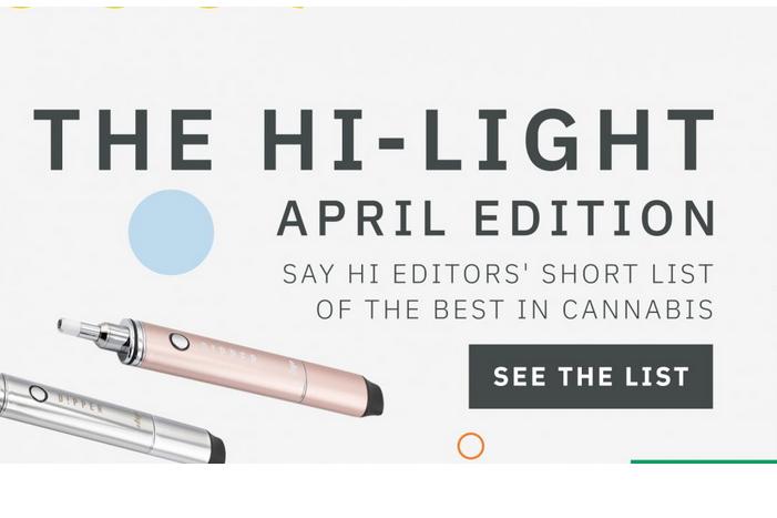 Say Hi | April Edition