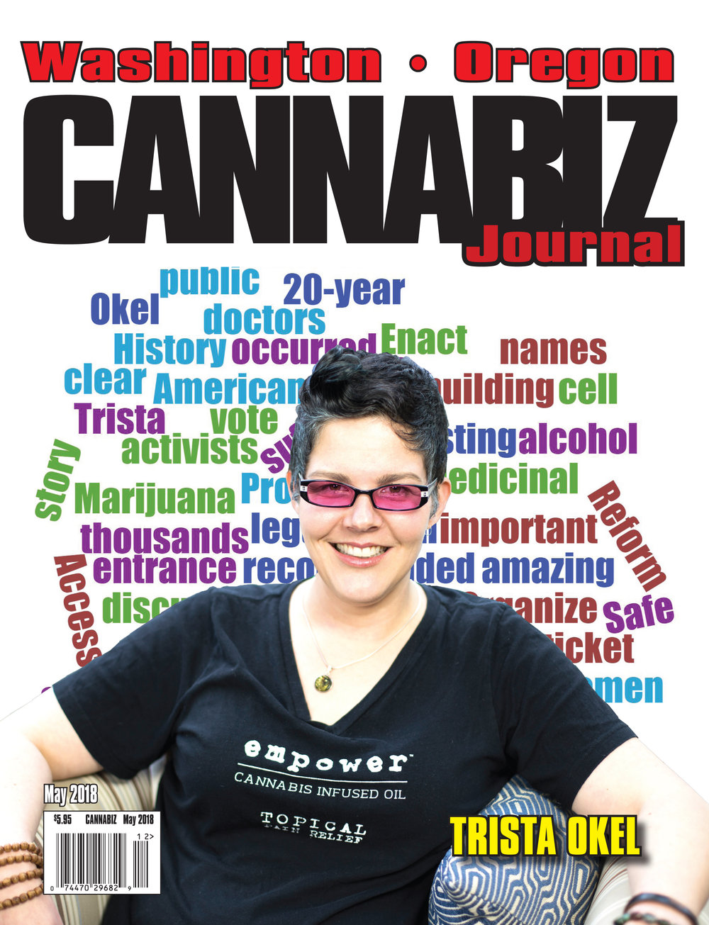 CannaBiz Journal | May 2018