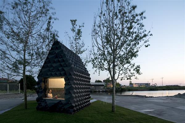 Photo: DUS Architects via 3ders.org in Top 27 3D printed housing and construction projects