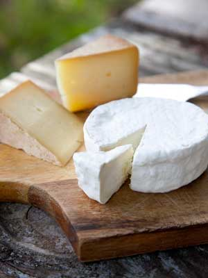 LaMancha MOO, Poet's Tomme, and Tribute