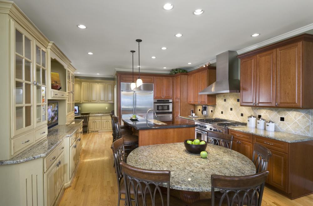 Two-Tone Kitchen Remodel