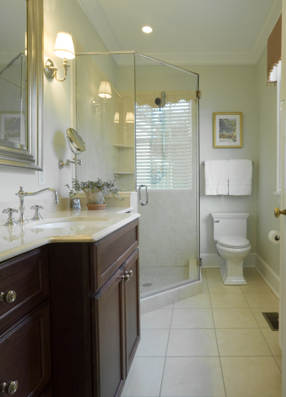bathrooms benson homes