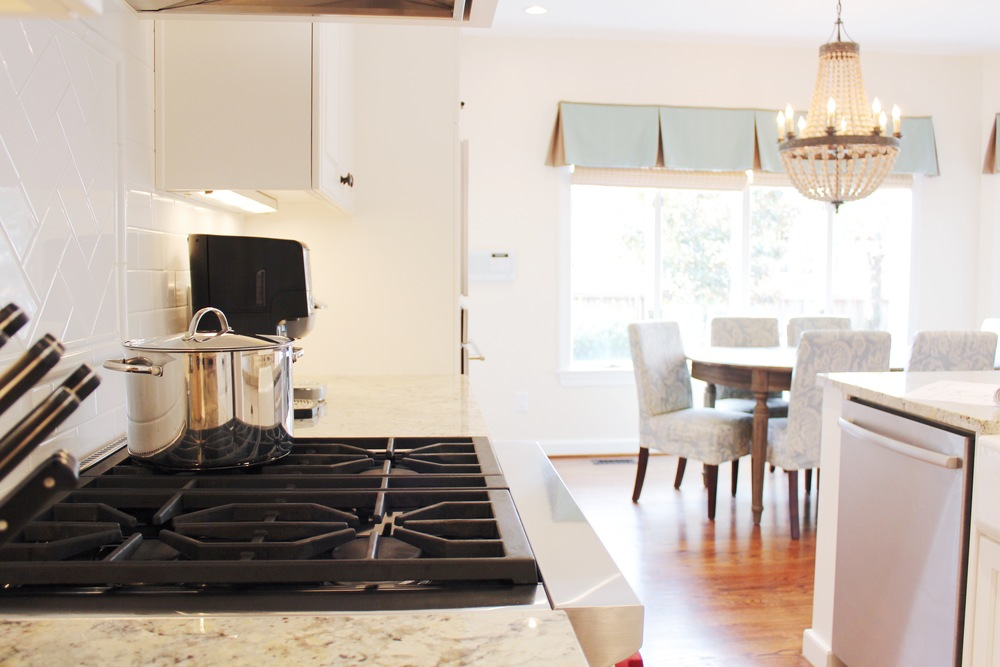 Virginia Beach Kitchen Remodel with Custom Cabinets