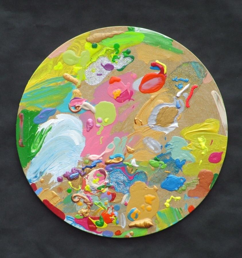 Round Pittura