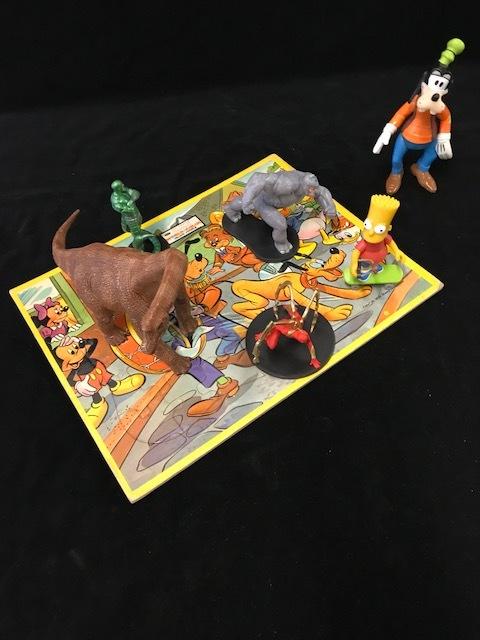 Goofy's Circus