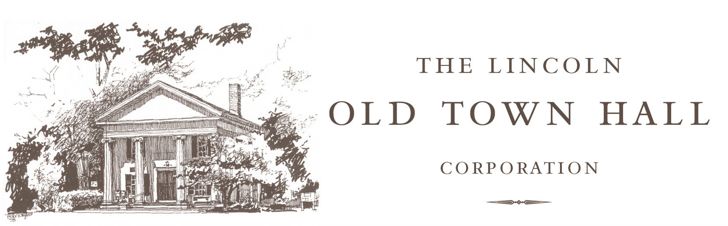 The Lincoln Old Town Hall Corporation