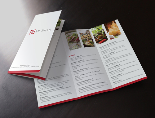 Julianna maston an nhau is a vietnamese restaurant located in williamsburg brooklyn a new logo ads promotional materials and a website were designed utilizing reheart Images