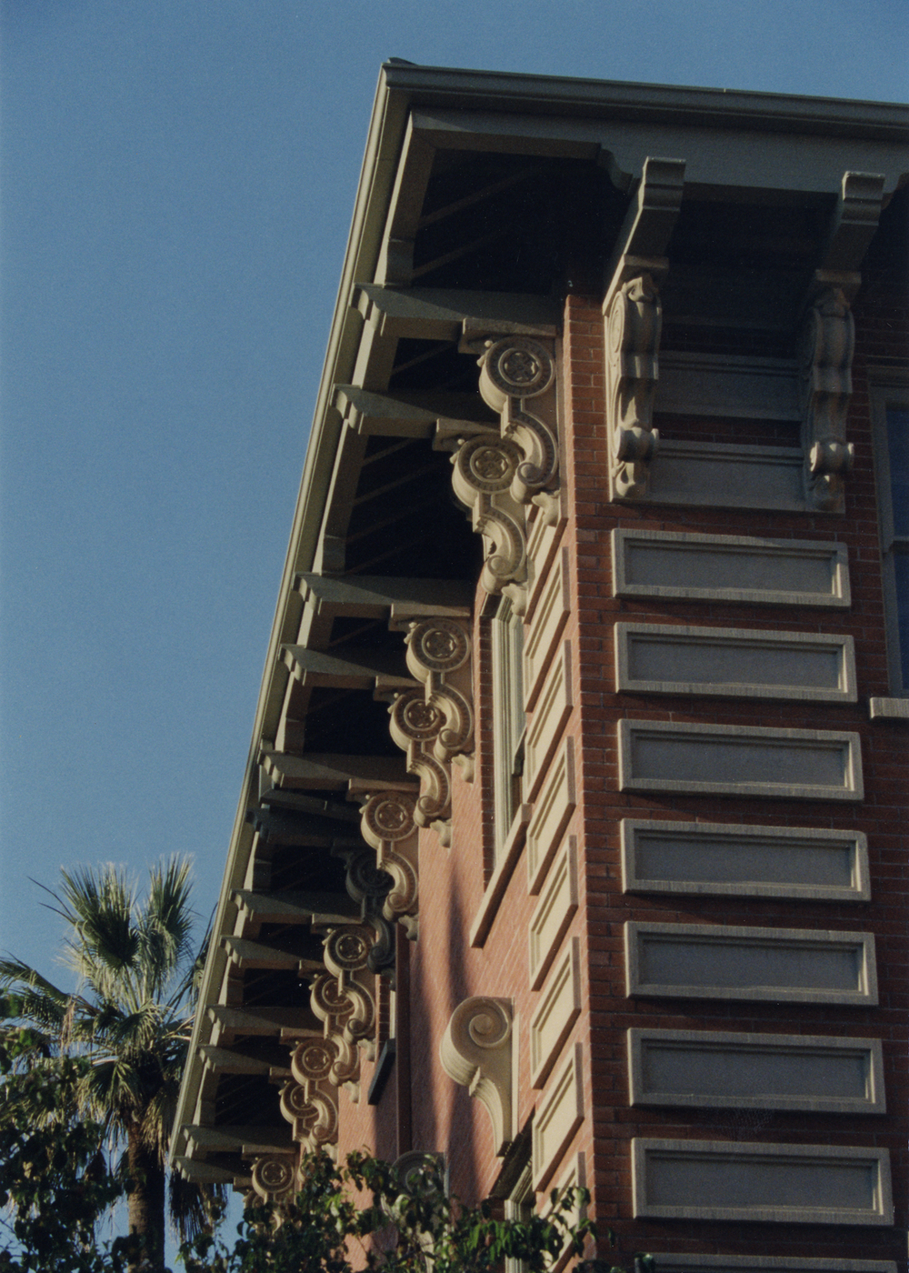 Southeast corner of building after restoration.jpg