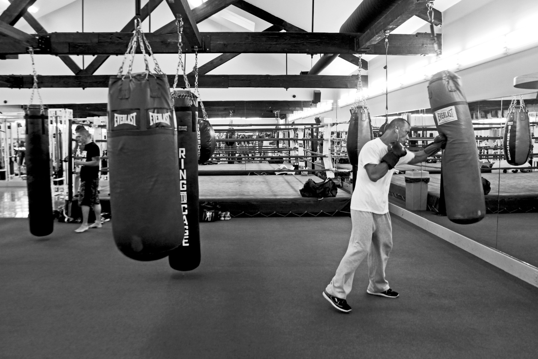 World Boxing Gym By Mel D Cole Villageslum 8 21 13 17